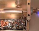 This beutiful device is a two stage preamplifier which I used for many years.